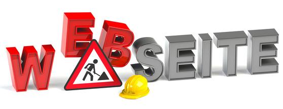 So vermeiden Sie Baustellen-Webseiten