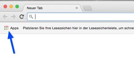 Google Chrome installieren
